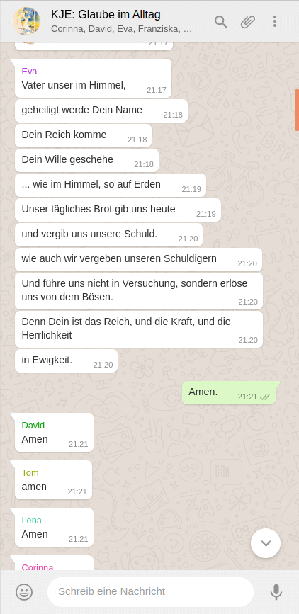 KJE-Vaterunser-in-WhatsApp