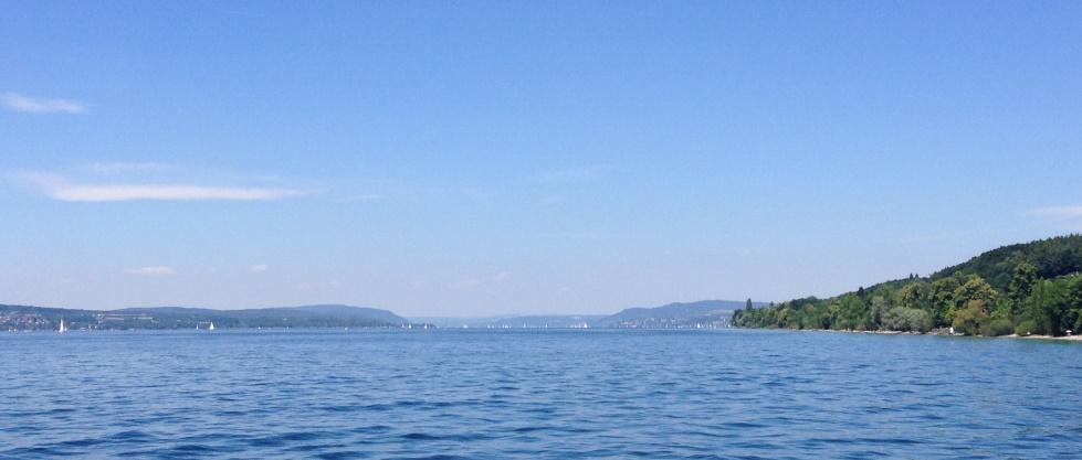 Sommerfrische am Bodensee