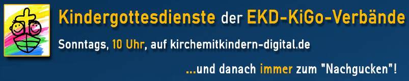 Banner EKD-KIGO-Verbände