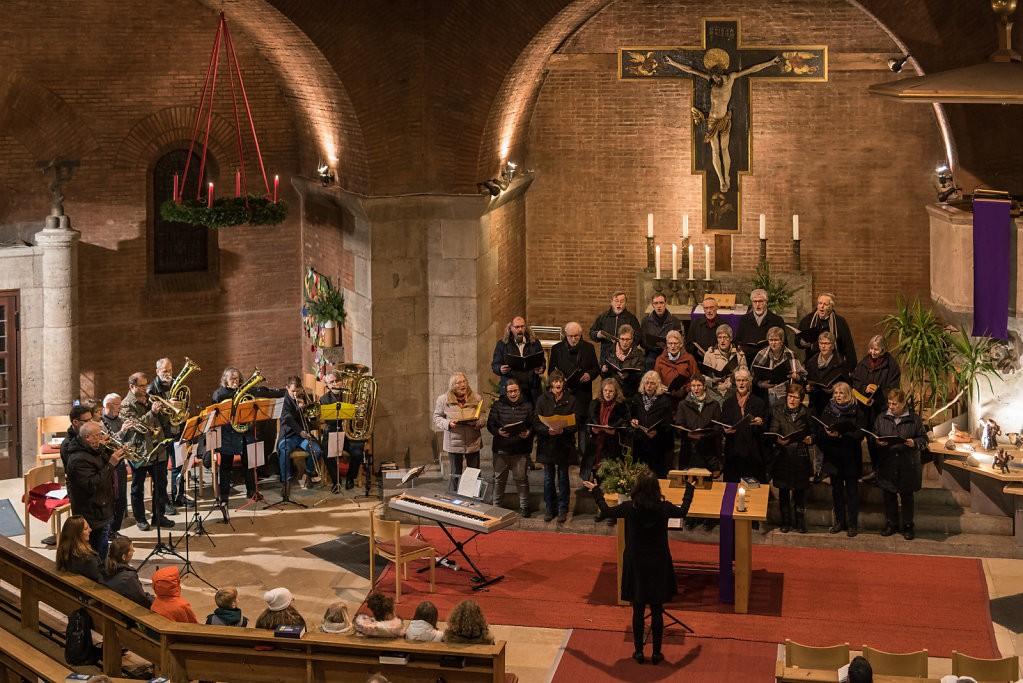 Kirchenmusik – Kantatenchor – Posaunenchor