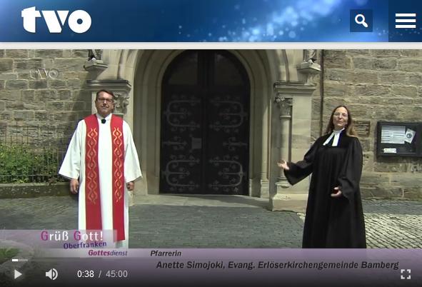 Ökumenischer Gottesdienst an Pfingsten
